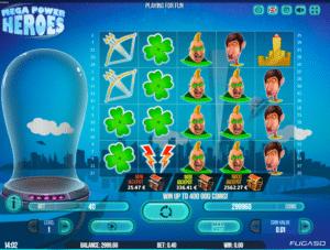 Casino Spiele Mega Power Heroes Online Kostenlos Spielen