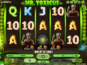 Spielautomat Mr Toxicus Online Kostenlos Spielen