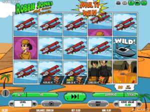Kostenlose Spielautomat Robbie Jones Online