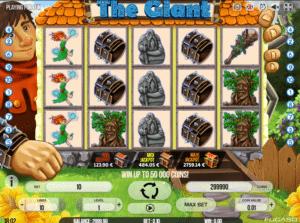Spielautomat The Giant Online Kostenlos Spielen