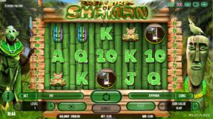 Spielautomat Treasure of Shaman Online Kostenlos Spielen