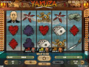 Kostenlose Spielautomat Yakuza Online