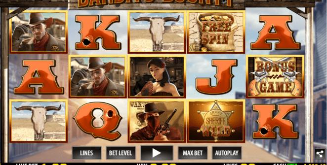 Spielautomat Bandits Bounty Online Kostenlos Spielen