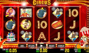 Spielautomat Circus Evolution Online Kostenlos Spielen