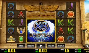 Egyptian Wild Spielautomat Kostenlos Spielen