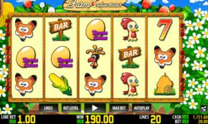 Kostenlose Spielautomat Farm Adventures Online