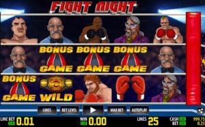 Casino Spiele Fight Night Online Kostenlos Spielen
