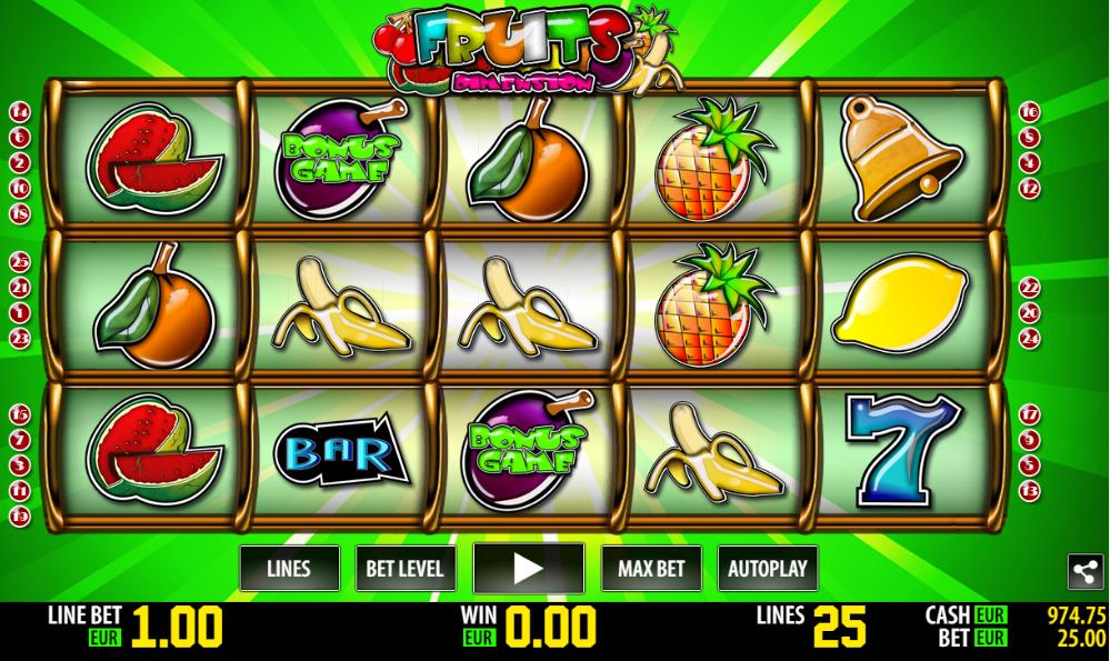 Spiele Ultra Fruits - Video Slots Online