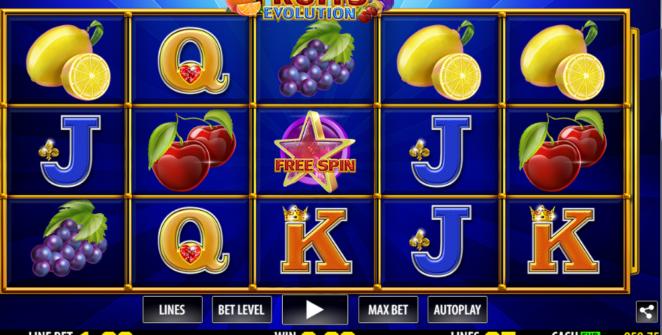 Fruits Evolution Spielautomat Kostenlos Spielen