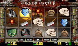 Horror Castle WM Spielautomat Kostenlos Spielen