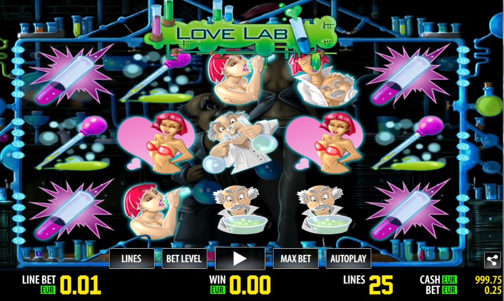 Spiele Love Lab - Video Slots Online
