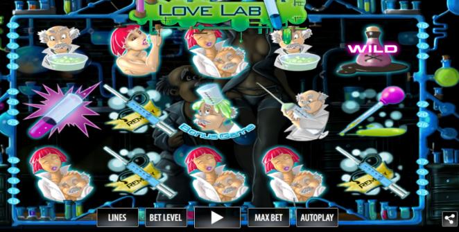 Casino Spiele Love Lab Online Kostenlos Spielen