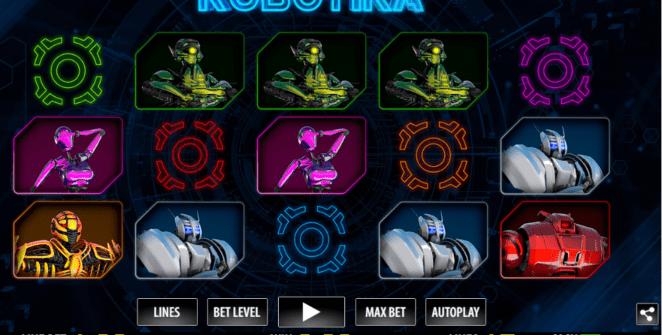 Casino Spiele Robotika Online Kostenlos Spielen