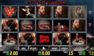 Kostenlose Spielautomat Vampire Killer Online