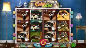 Spielautomat Colin the Cat Online Kostenlos Spielen
