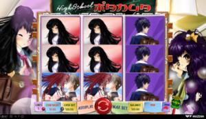 Spielautomat Highschool Manga Online Kostenlos Spielen