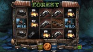Kostenlose Spielautomat In the Forest Online
