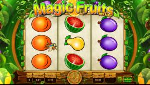 Magic Fruits Deluxe Spielautomat Kostenlos Spielen