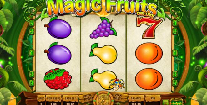 Fruity Frost online Casino Spiel