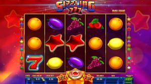 Kostenlose Spielautomat Sizzling 777 Deluxe Online
