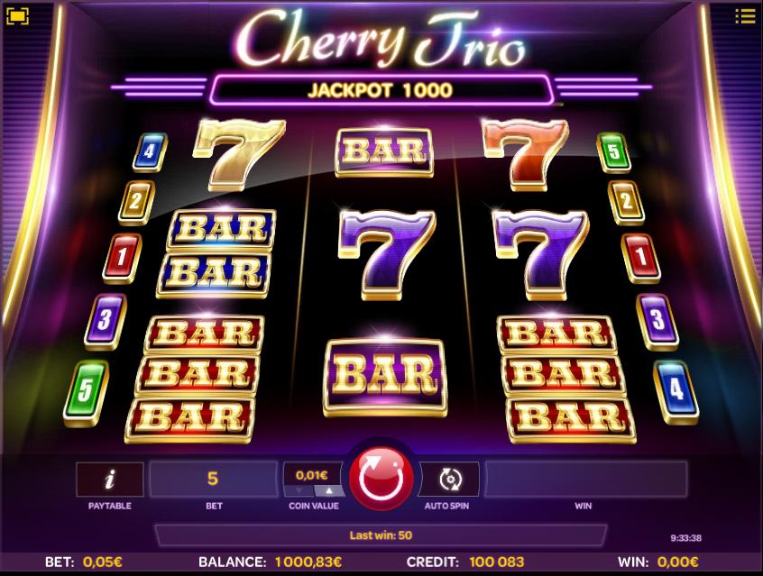 Sizzling 6 Spielautomat - Spielen Sie die Online-Version gratis