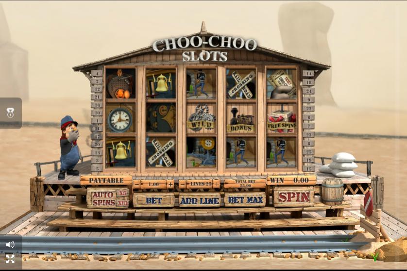 Choo-Choo Slots
