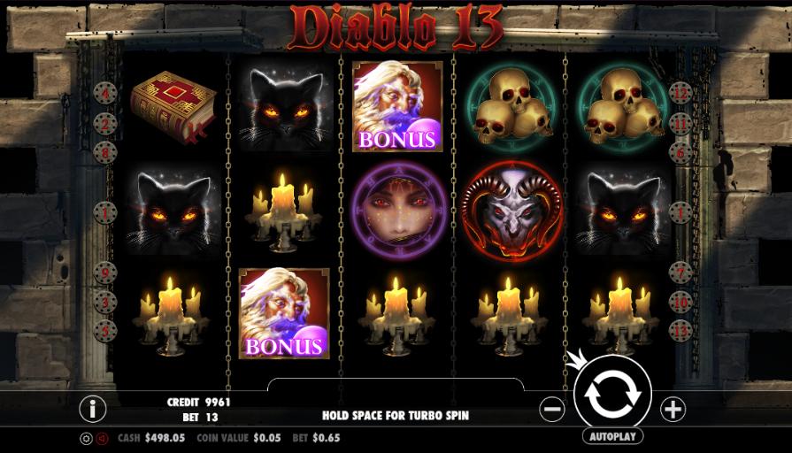Diablo 13