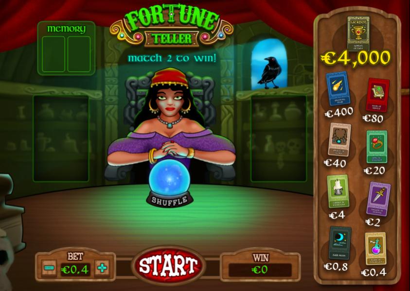 Fortune Teller PariPlay