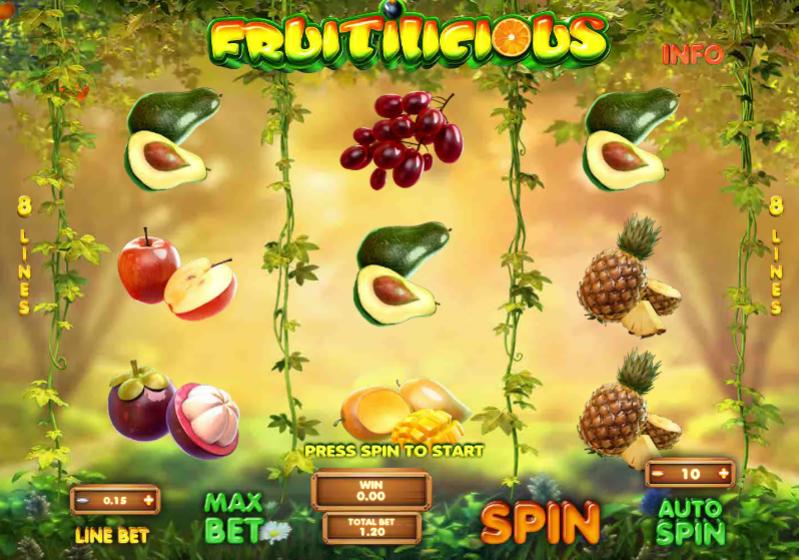 Fruitilicious GI