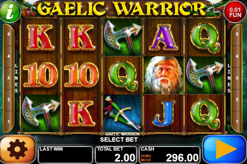 Gaelic Warrior