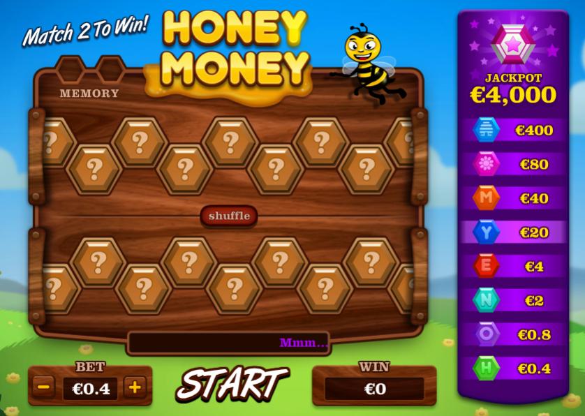 Honey Money PariPlay