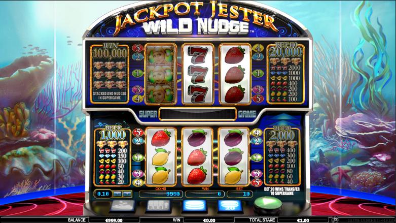 Jackpot Jester 50,000 - jetzt bei Casumo spielen