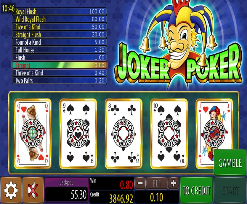Joker Poker Wazdan