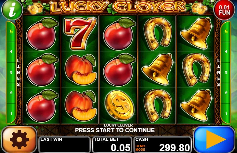 Lucky Clover CT
