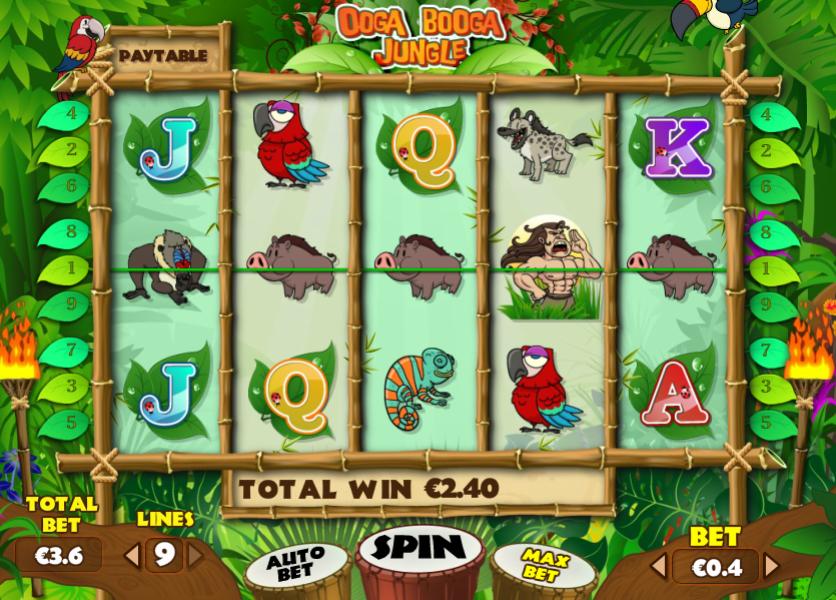 Ooga Booga Jungle