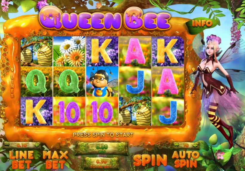 Spiele Queen Bee - Video Slots Online