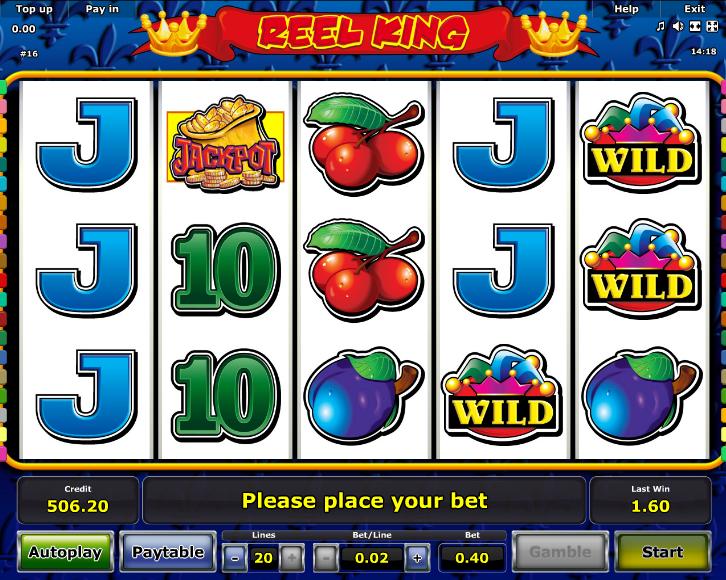 online casino spiele king spiel