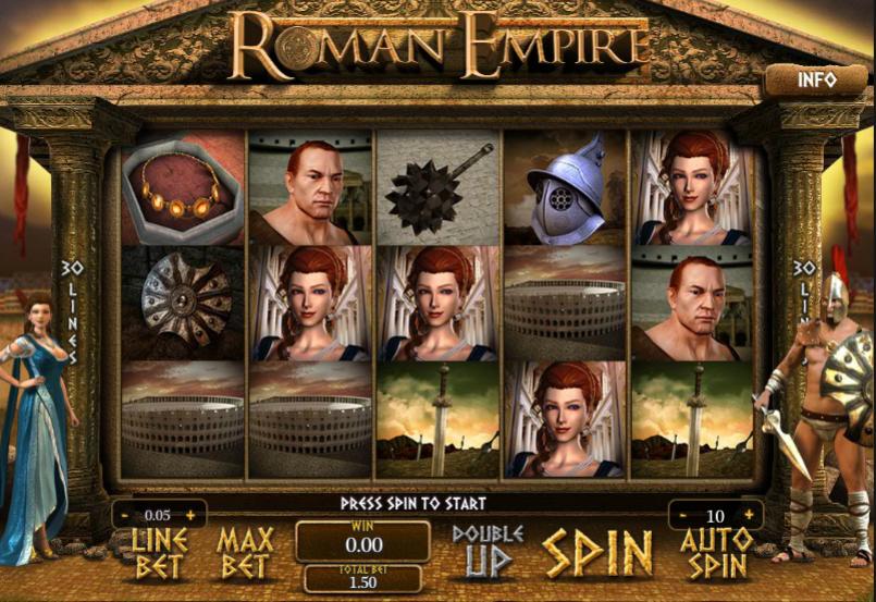 Roman Empire Gameplay