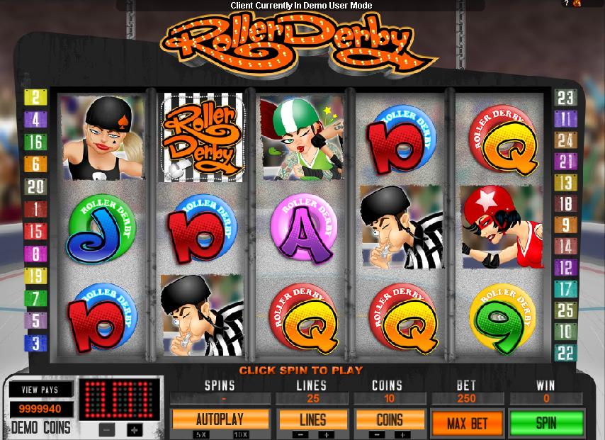 Fruits n Sevens Spielautomat - Spielen Sie gratis Online-Spiele