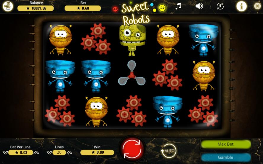Sweet Robots