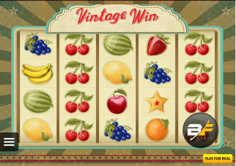 Vintage Win