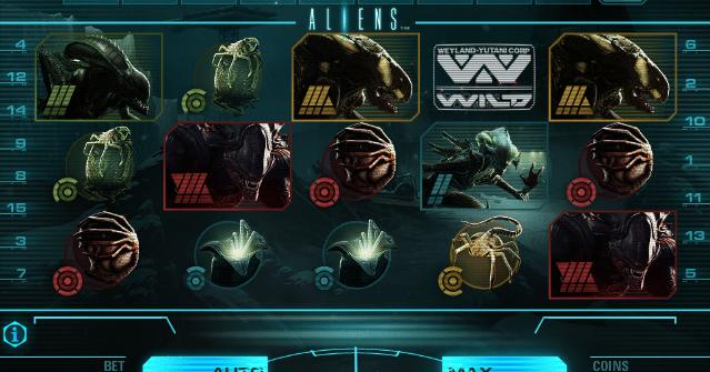 Aliens Spielautomat Online Kostenlos