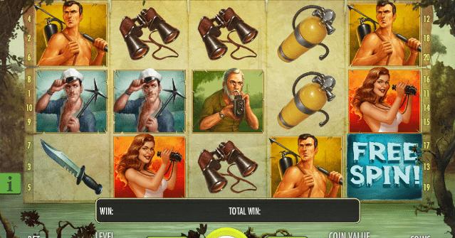 Kostenlos Spielautomat Creatures from the Black Lagoon Online