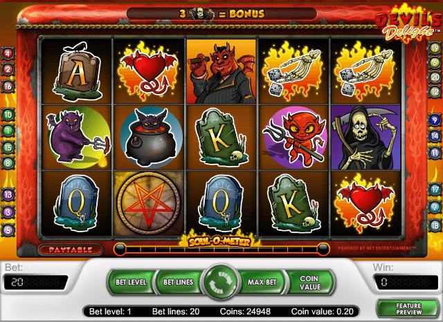 Online Kostenlos Casino Spiele Devils Delight