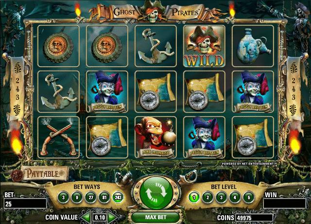 Slot Spiele Kostenlos Ghost Pirates Online