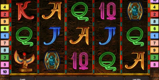 Book of Ra Deluxe Spielautomat Online Kostenlos Spielen