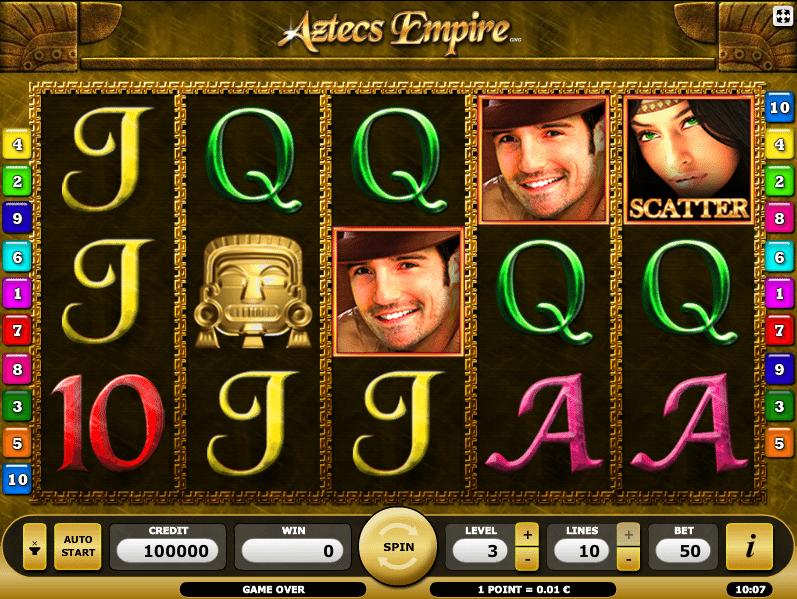 Kostenlose Casino Spiele Aztecs Empire Online