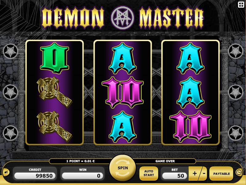 Demon Master Casino Spiele Online Spielen
