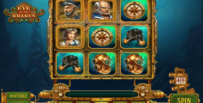 Casino Spiele Eye of the Kraken Kostenlos Online Spielen