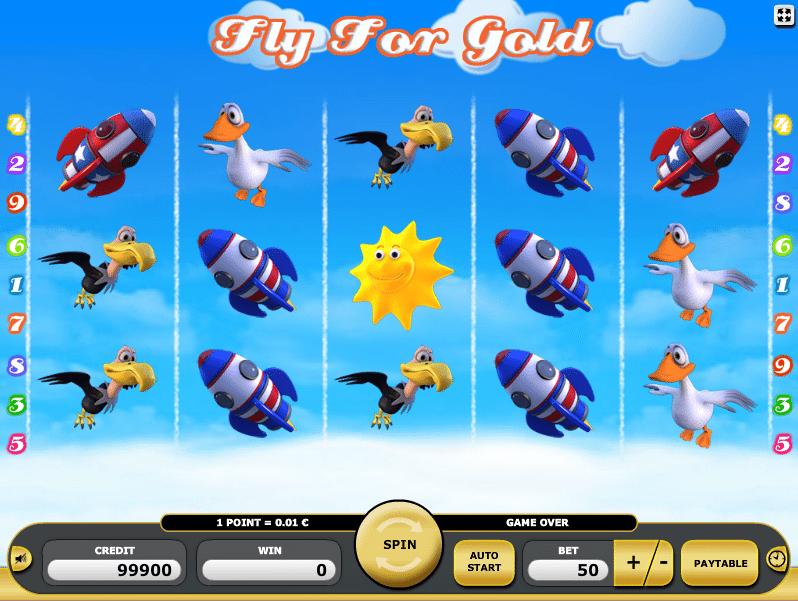 Gratis Spielautomat Fly For Gold Kostenlos Online Spielen